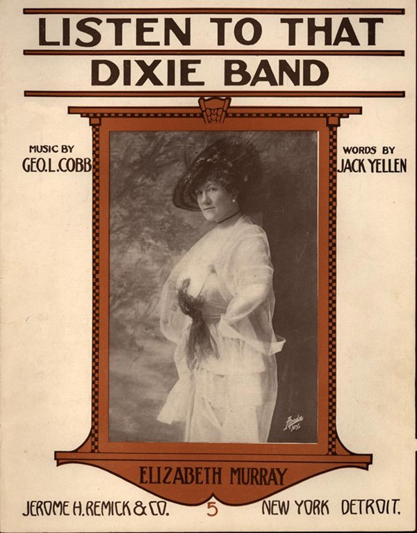 Listen To That Dixie Band